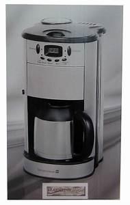 Kaffeemaschine Timer Thermoskanne : kaffeemaschine cmg1000 isolierkanne mahlwerk timer ~ Watch28wear.com Haus und Dekorationen