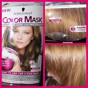 Schwarzkopf Color Mask In Dark 700 Reviews