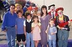 Marie Osmond with her children & Donny   Celebrities ...