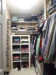 Walk-In Closet Ideas for Small Spaces
