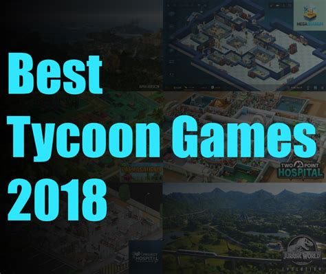 Best Tycoon Best New Tycoon Simulation Management 2018