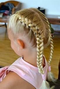 Tresse Enfant 70 Id Es G Niales Pour Les Petites Demoiselles