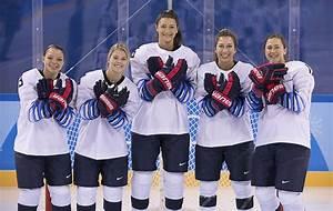 U.S. Olympic women's hockey team includes five Boston ...