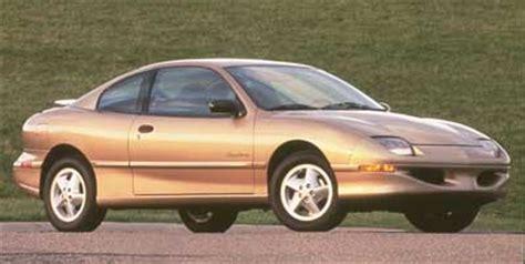 Pontiac Montana Tire Size by 1999 Pontiac Sunfire Wheel And Size Iseecars