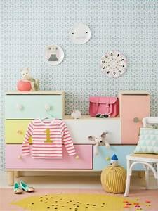 Chambre Ikea Enfant : chambre pour enfant inspirations design par ikea ~ Teatrodelosmanantiales.com Idées de Décoration