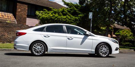 Hyundai Sonat 2017 hyundai sonata active review caradvice