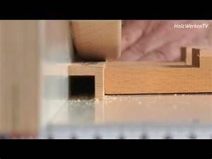 Nut In Holz Fräsen : eine nut fr sen schritt f r schritt anleitung diy doovi ~ Michelbontemps.com Haus und Dekorationen