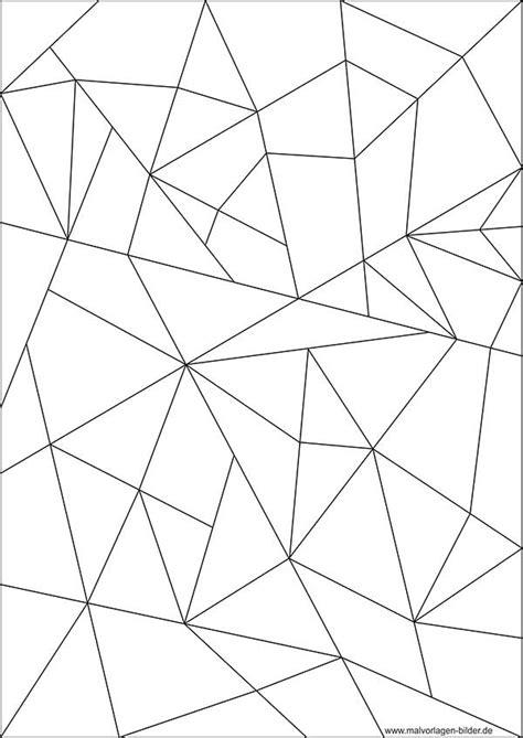 mosaik ausmalbild