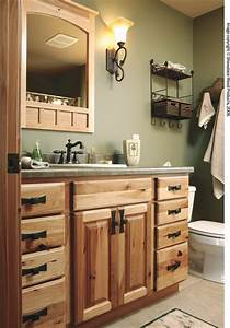 Showplace, Cabinets, -, Bathroom, -, Traditional