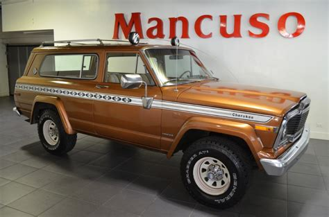jeep chief 1979 1979 jeep cherokee chief 96838 miles brown automatic for