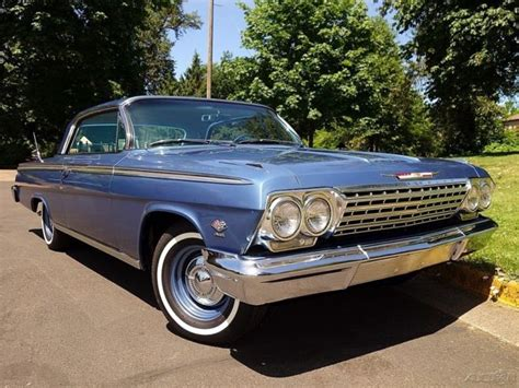 1962 Chevrolet Impala Ss 409 409 Hp 4 Speed