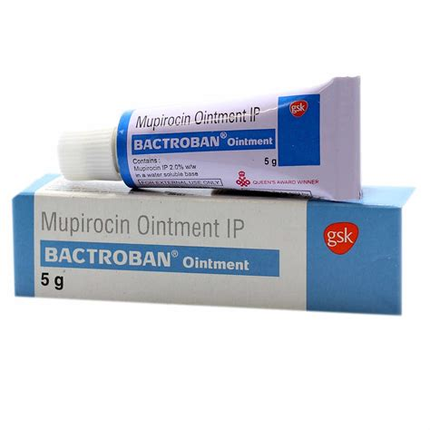 What Is Mupirocin Pictures Photos