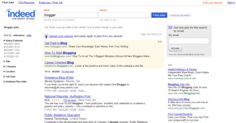 15 places to find blogging
