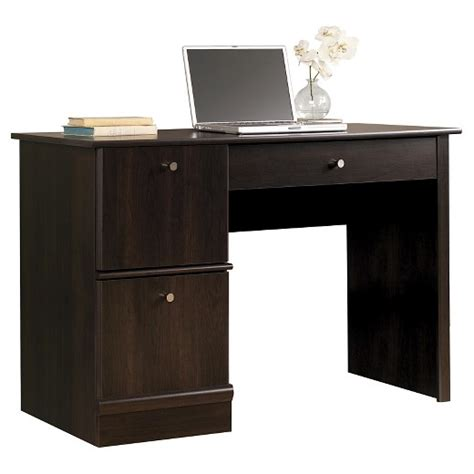 Computer Desk  Cinnamon Cherry  Sauder  Target. Sauder Executive Desk. Sucking Dick Under Desk. Cherry Wood Sofa Table. Computer Desk Small. Break Room Table And Chairs. Tressle Table. Island Dining Table. Kitchen Island Drawers