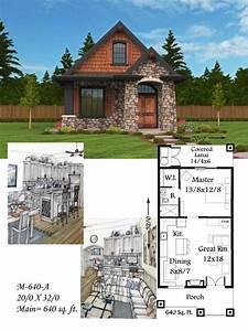 Mark Stewart Home Design Plan # (M