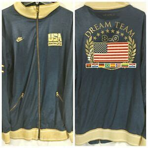 Nicknamed dream team iii, the team included five players who were olympic teammates on the original dream team, from the 1992 olympic basketball tournament: Nike Dream Team 1996 Vintage Olympics USA XL Basketball ...