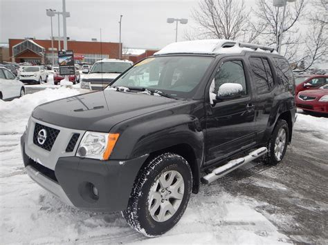 2018 Nissan Xterra Off Road 13499 Pointe Claire