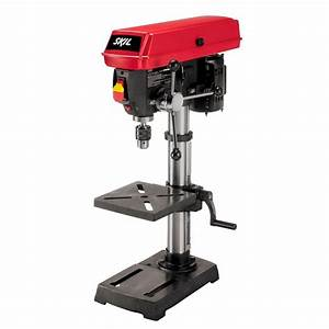 Skil 10 in Portable Drill Press with Built-In Laser-3320