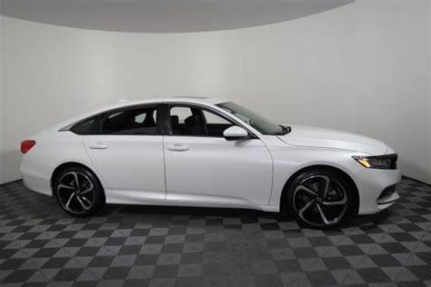 2019 Honda Accord Sport 2.0t Fwd 4d Sedan