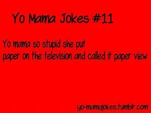 20 Best Yo Mamma Jokes Images On Pinterest Funny Humor