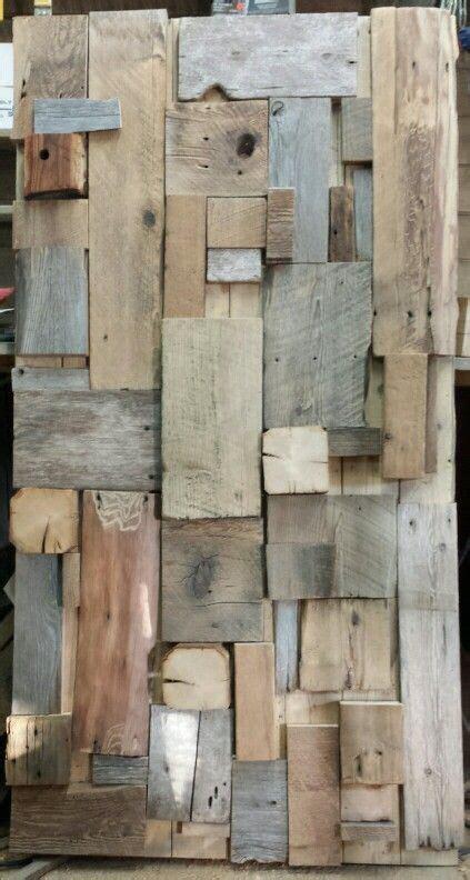 102 best images about cr 233 ation rustik bois de grange barnwood on 3d wall