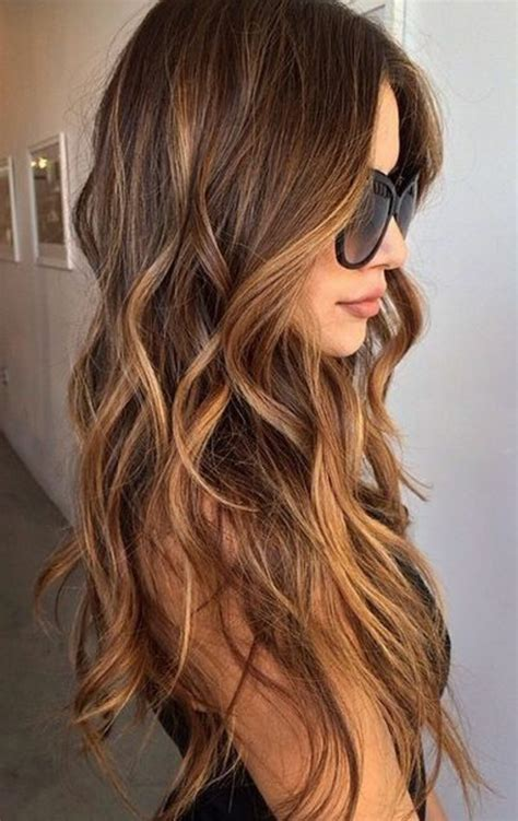 Pictures Of Balayage Highlights   LONG HAIRSTYLES