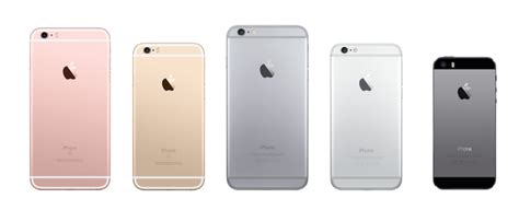 iphone 6s color image gallery iphone 6s colours apple