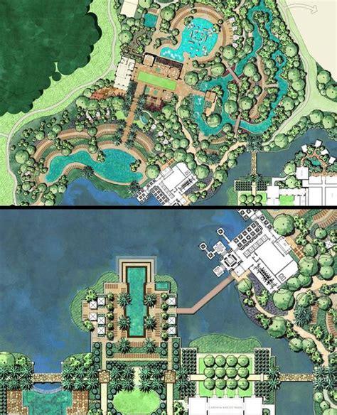 edsa completes landscape design   seasons resort