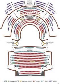 plan de l op 233 ra th 233 226 tre le centre lyrique clermont auvergne