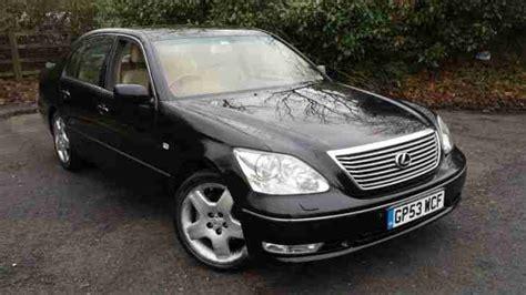 lifted lexus sedan lexus black ls430 prem pack 1 owner 2004 face lift 6