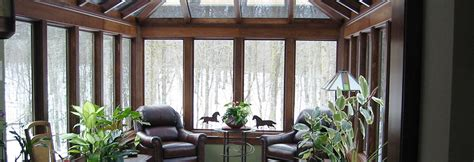 Replacement Sunroom Windows by Sunroom Specialists Windows Replacement In Eau Claire