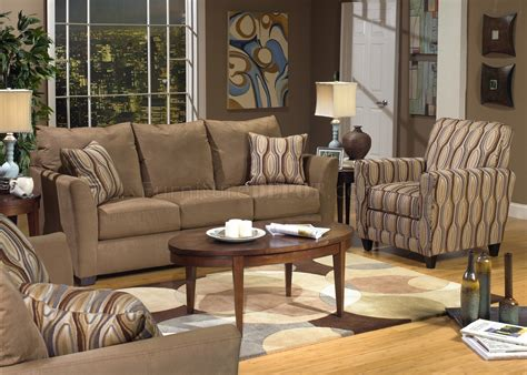 modern sofa and loveseat sets beige suede fabric modern sofa loveseat set w options