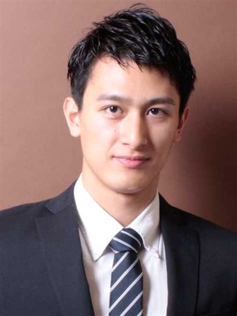 classical japanese men hairstyles mens hairstyles