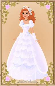 Giselle { Wedding Dress } by kawaiibrit on DeviantArt