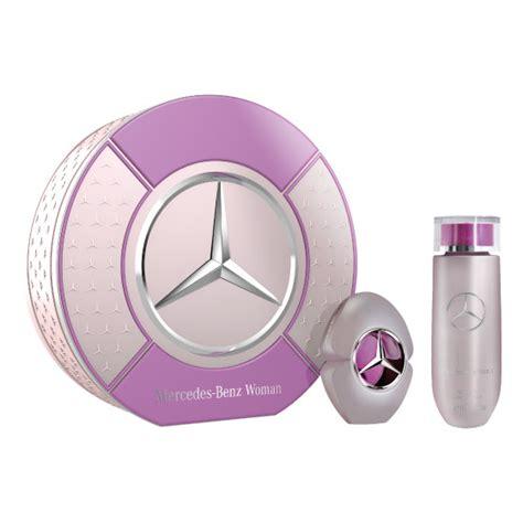 4.5 out of 5 stars. Giftset Eau de Parfum + body lotion Mercedes-Benz for women