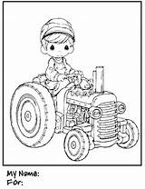 Precious Coloring Moments Pages Tractor Boys Boy Printable Books Adult Mothers Stamps Sheets Colouring Voteforverde Christmas Helping Sister Farm Bing sketch template