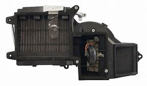 Gmc Savana Chevy Express Hvac Heater A  C Core Box Assembly