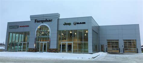 New Dealership | FARQUHAR Chrysler