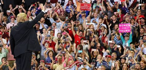 rally trump minnesota donald rallies event support supporters president protest america american americans take grassroots stronger ever than his