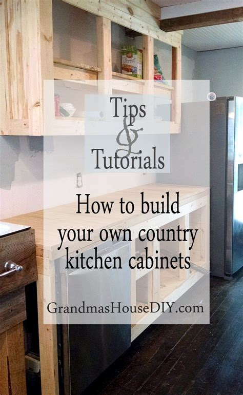 how to make your own kitchen cabinets build your own kitchen cabinets pdf www redglobalmx org