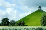 The Battle of Waterloo in Belgium + The Hougoumont Farm ...
