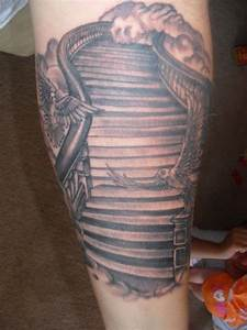 Stairway to Heaven Tattoo Gallery | stairway to heaven2 ...