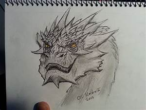 Smaug by hyperfilthered on DeviantArt