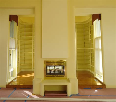 ambler fireplace ambler interior painting before and after photo gallery