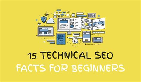 Technical Seo Facts For Beginners Infographic