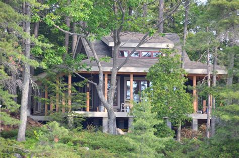 Cottage 151 For Rent On Skeleton Lake Near Rosseau In