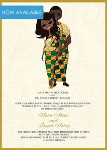 10 best images about ghanaian traditional wedding With traditional ghanaian wedding invitations
