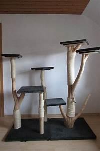 Stoff Für Kratzbaum : katzen kratzbaum aus echtholz in waiblingen zubeh r f r haustiere kaufen und verkaufen ber ~ Orissabook.com Haus und Dekorationen