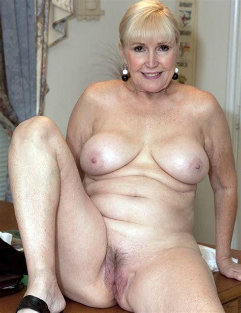 Sylvia A Old Debauched Homemade Granny Has A Small Bush