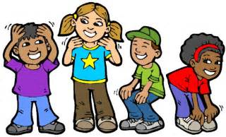 Children Playing Clip Art Free